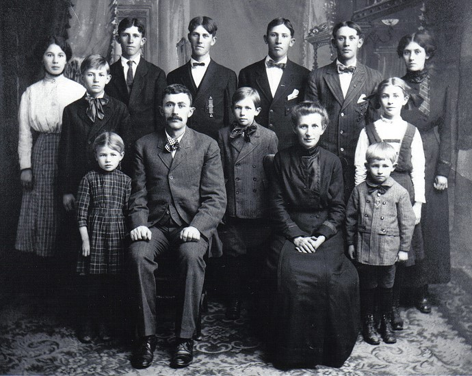 Descendants Of Martin Kuntz Of Baden Germany