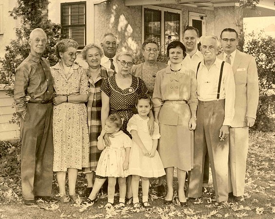 Descendants Of